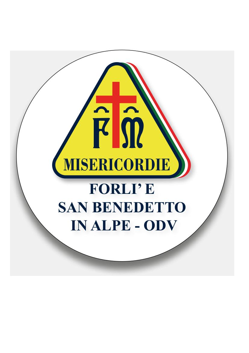 Logo Misericordia di Forlì-San Benedetto